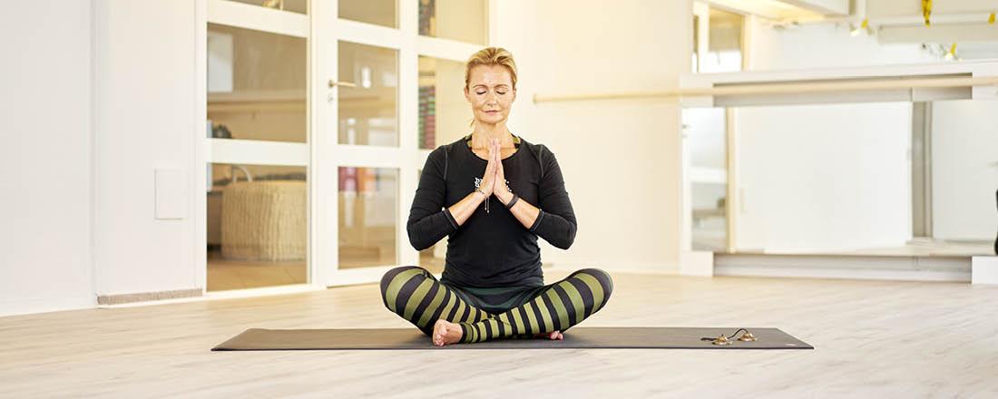 Yoga i Viborg